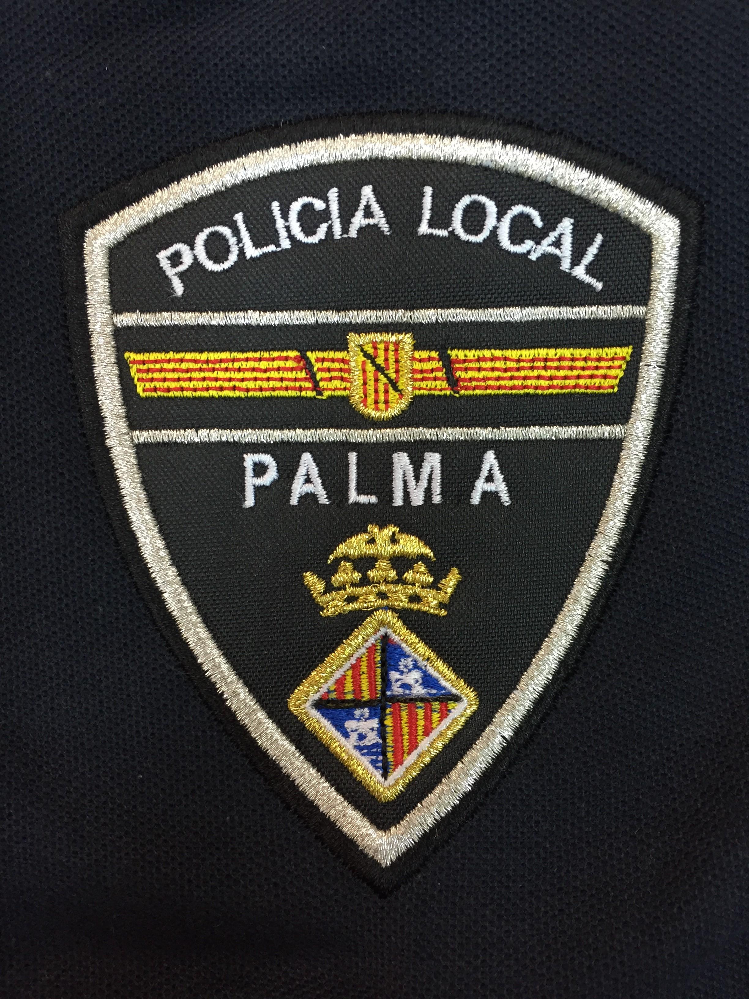 policia local palma de mallorca
